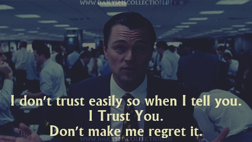100 Best Trust Status for Whatsapp Quotes in English